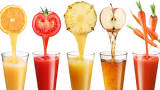 Do not drink fruit juices