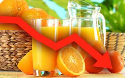 The dangers in orange juice